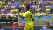 Виляреал - Реал Мадрид La Liga 27.09.2014