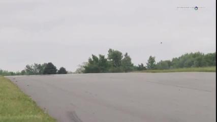 Dodge Challenger Srt8 2012 Проследяване писта 2012