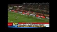 Милан 3:0 Ювентус (15 - 05 - 2010г.)
