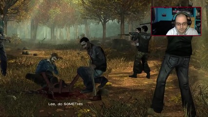 The Walking Dead - S01E02 - част 1 by NoThx