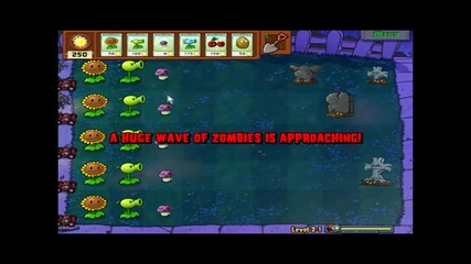 Plants vs. Zombies: Епизод 3 - Промени
