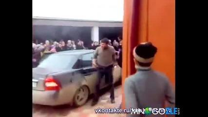 Как се празнува бал в Чечня