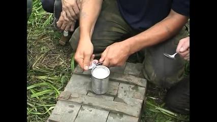 Руснаци опитват 70 годишна консерва