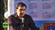 Ukraine: 'Selection of new Odessa regional heads will be honest'- Saakashvili