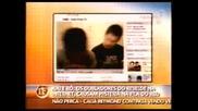 kiki e ro no morumbi com o Tvfama
