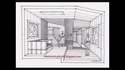 draw sectional interior perspective 260810[1]