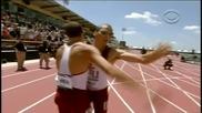 Jonathan Borlee - 400m Ncaa Championships 2009