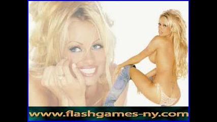 Горещо!!! Най - доброто от Памела Андерсън ! Има много сексапил в тези снимки ) !!!