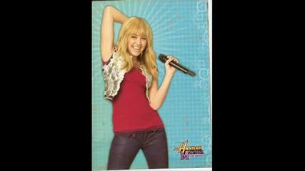 Miley Cyrus [hannah Montana]