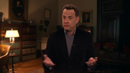 Tom Hanks In Depth About 'Bridge of Spies'