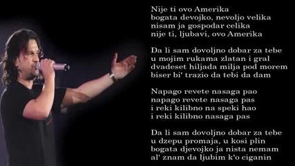 Aca Lukas - Nije ti ovo Amerika - (Audio 2000)