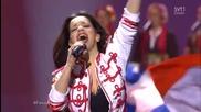 Елица Тодорова и Стоян Янкулов - Само шампиони - Евровизия - 2013