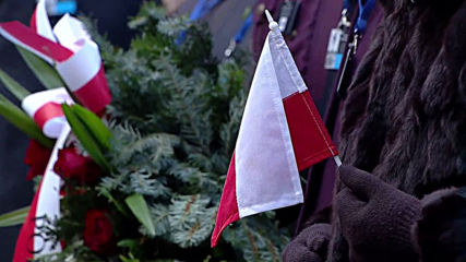Poland: Auschwitz survivors commemorate 75th anniversary of liberation at former death camp