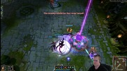 Stutter Step, Attack Move, and Awesome Keybinding Trick league of legends