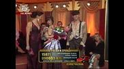 Dancing Stars - Танца на Илияна Раева и Трендафил Сърмов 01.12