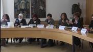 Switzerland: UN's De Mistura meets Syrian Women's Advisory Board