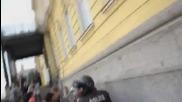 Мр Глутница . Lentaka - Kорупция (протести в столицата )