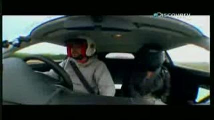 Най-лудия номер на Динамо - кара кола със затворени очи