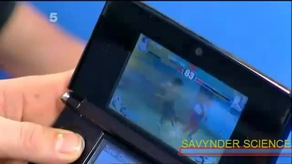 Nintendo 3ds - New Technology With 3d Screen