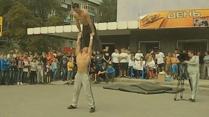 Street Workou Максим Ананьев 2012