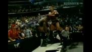 The Rock Vs. Booker T - No Dq Match