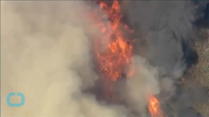 'Apocalyptic' Fire Races Across Thousands of California Acres
