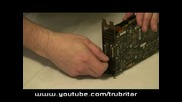 Watercooling the Xfx 9800 Gx2 Xxx Video Card