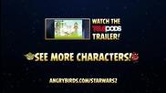 Angry Birds Star Wars 2 Captain Panaka