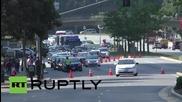 САЩ: Сградата на Deutsche Bank бе евакуирана след бомбена заплаха