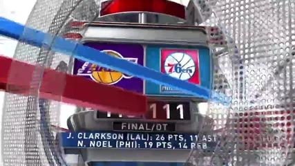 Спектаклите в НБА на 31 март 2015