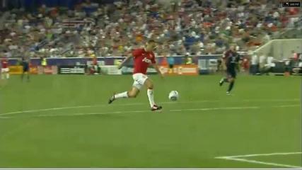 Manchester United Dimitar Berbatov Goal