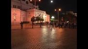 Пореден ден на антиправителствени протести в София