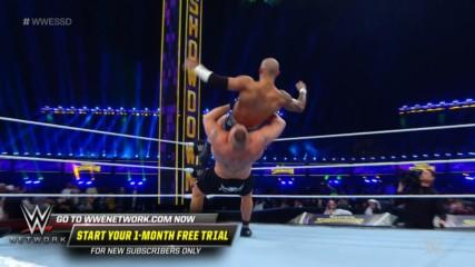Brock decimates Ricochet: WWE Super ShowDown 2020 (WWE Network Exclusive)