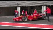 Ferrari Formula 1 - V8 V10 V12
