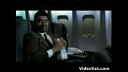 Mr.bean В Самолет