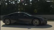 2014 Bmw i8 - Driving