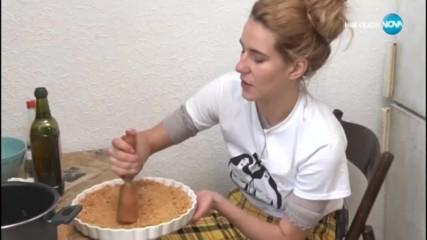 """Кулинарни импровизации с Мила Роберт в """"Черешката на тортата"""" (22.01.2019) - част 2"""