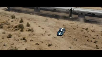Бързи и Яростни 5 - Официален Трейлър [hd]