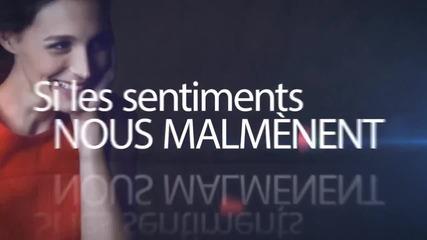 Превод Страхотна френска! Pauline - Le meilleur de nous-memes (video lyrics officielle)
