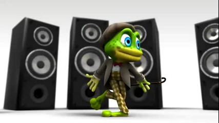 Crazy Frogs The Ding Dong Song
