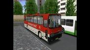 Автобус Ikarus 250 - Omsi