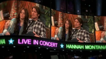 Hannah Montana Forever Hd Opening True Hd