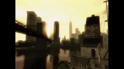 Gta 4 - Trailer - Супер Качество