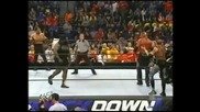 Faarooq & Mark Henry vs. Christian & Test - Wwf Smackdown 02.05.2002