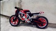 Детски мотор за балансиране Marc Marquez
