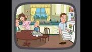 Малкълм - Анимация - Убиване На Майката(family guy)