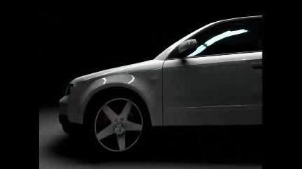 Audi A4 B6 Реклама