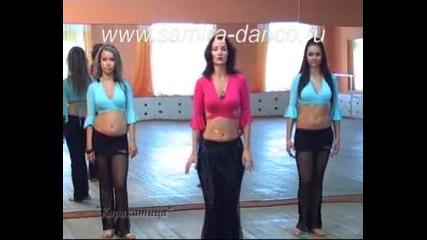 Урок 14 по bally dance