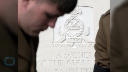 6 British Soldiers Reburied in Flanders Fields a Century After Dying in WWI