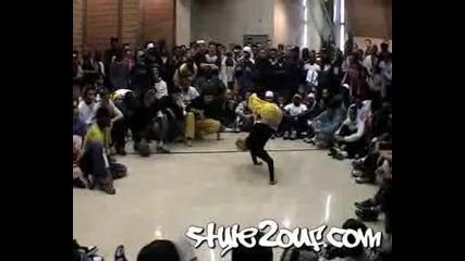 Amazing - breakdance